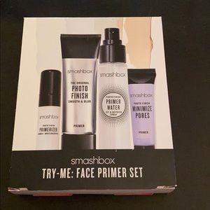 Smashbox try me: face primer set new